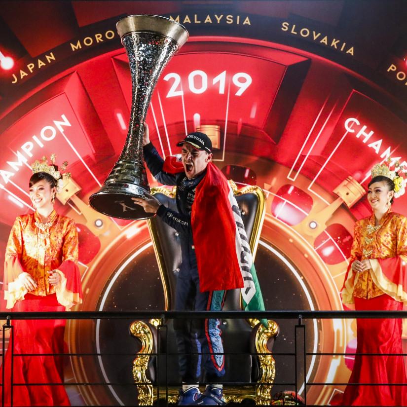 2019-ben még VB-címet ünnepelt, a tavalyi év viszont nagyon nehéz volt. Fotó: Florent Gooden / DPPI