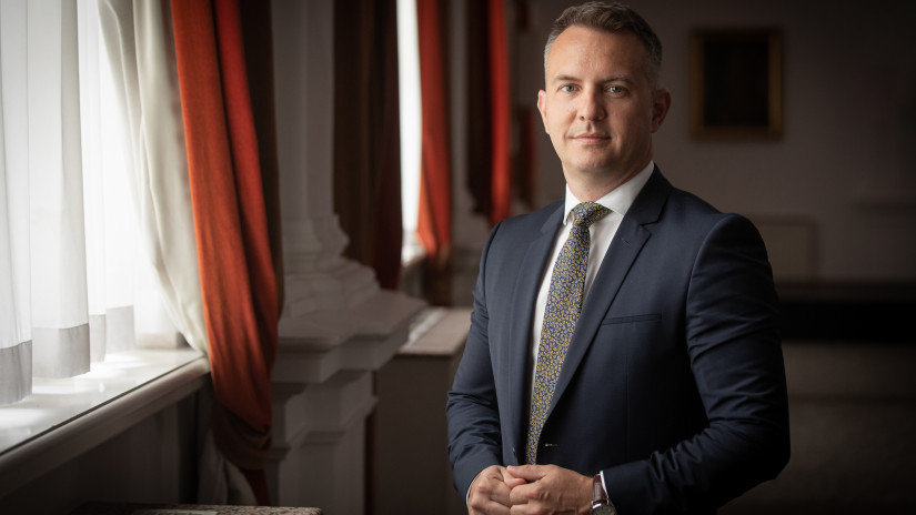 Balogh Péter Nagyvállalati Ügyfélkapcsolatok és Strukturált Finanszírozási terület ügyvezető igazgató - MKB Bank
