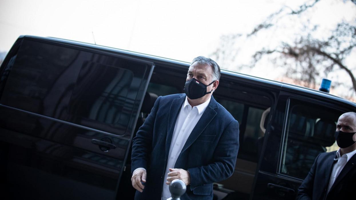 Orbán Viktor: 3,5 millió beoltott után jöhet a nyitás következő lépcsőfoka