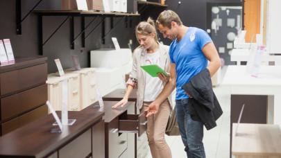 Kivár a nyitással az IKEA: így indulnak újra a magyar bútoráruházak