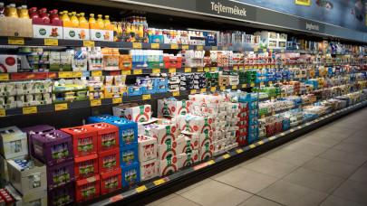 Kiderült az igazság: ennyi magyar termék van az Aldi, Auchan, SPAR, Tesco polcain