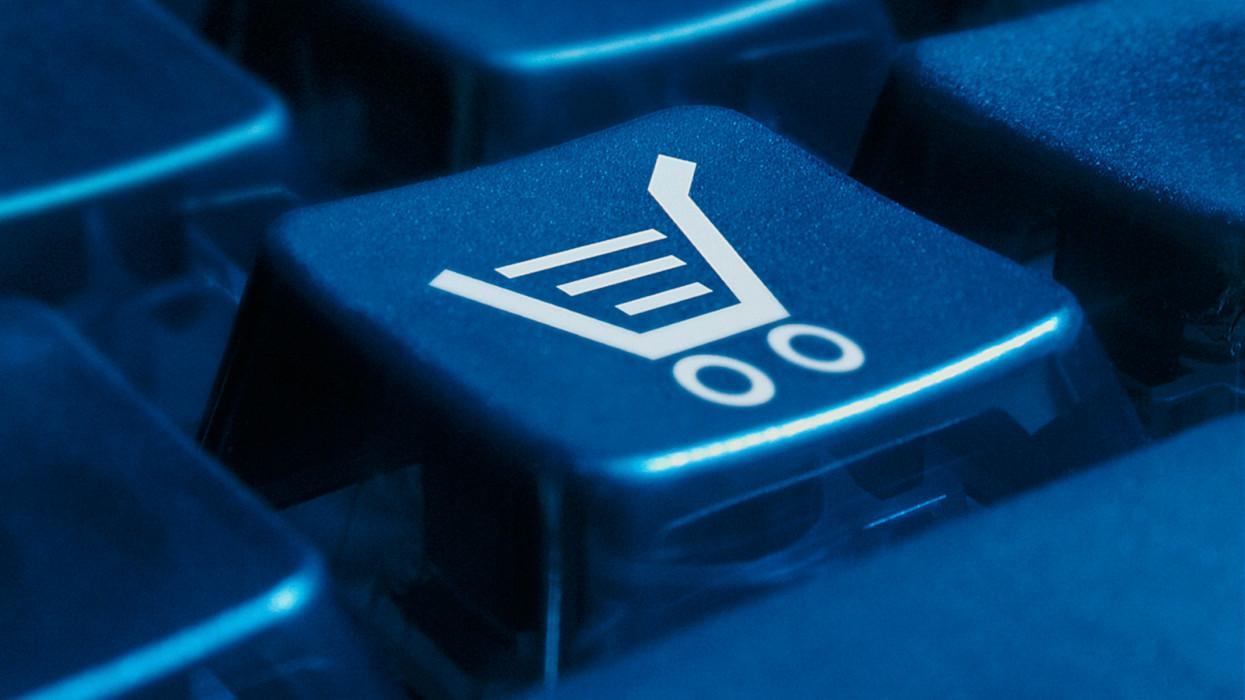 Online bevásárlás