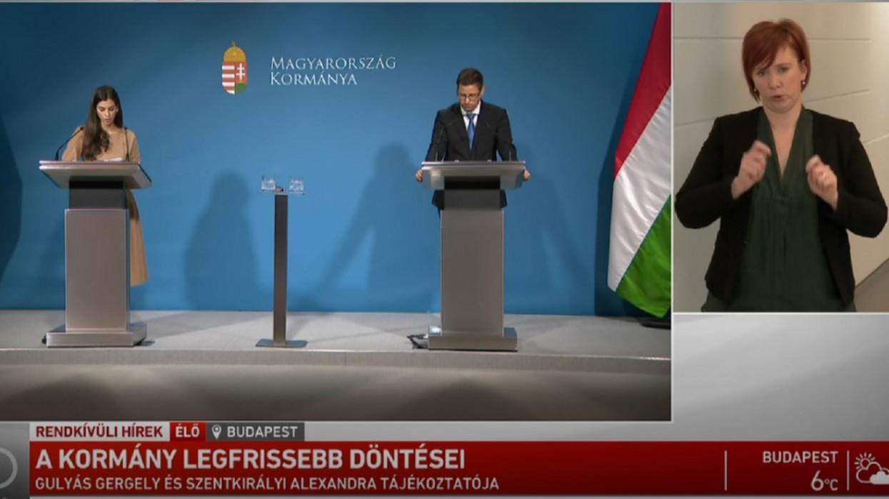 Gulyás Gergely: itt az időpont, amikor Magyarországon már mögöttünk lehet a járvány