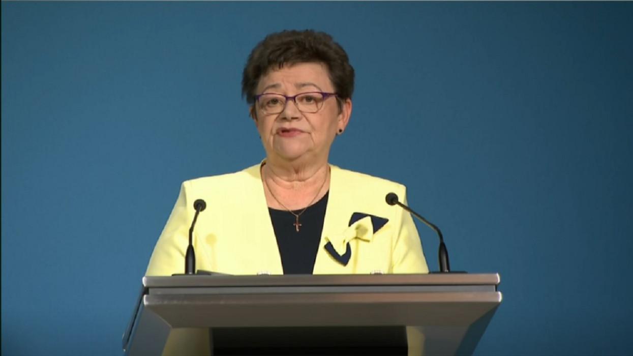 Müller Cecília is megszólalt a harmadik oltással kapcsolatban