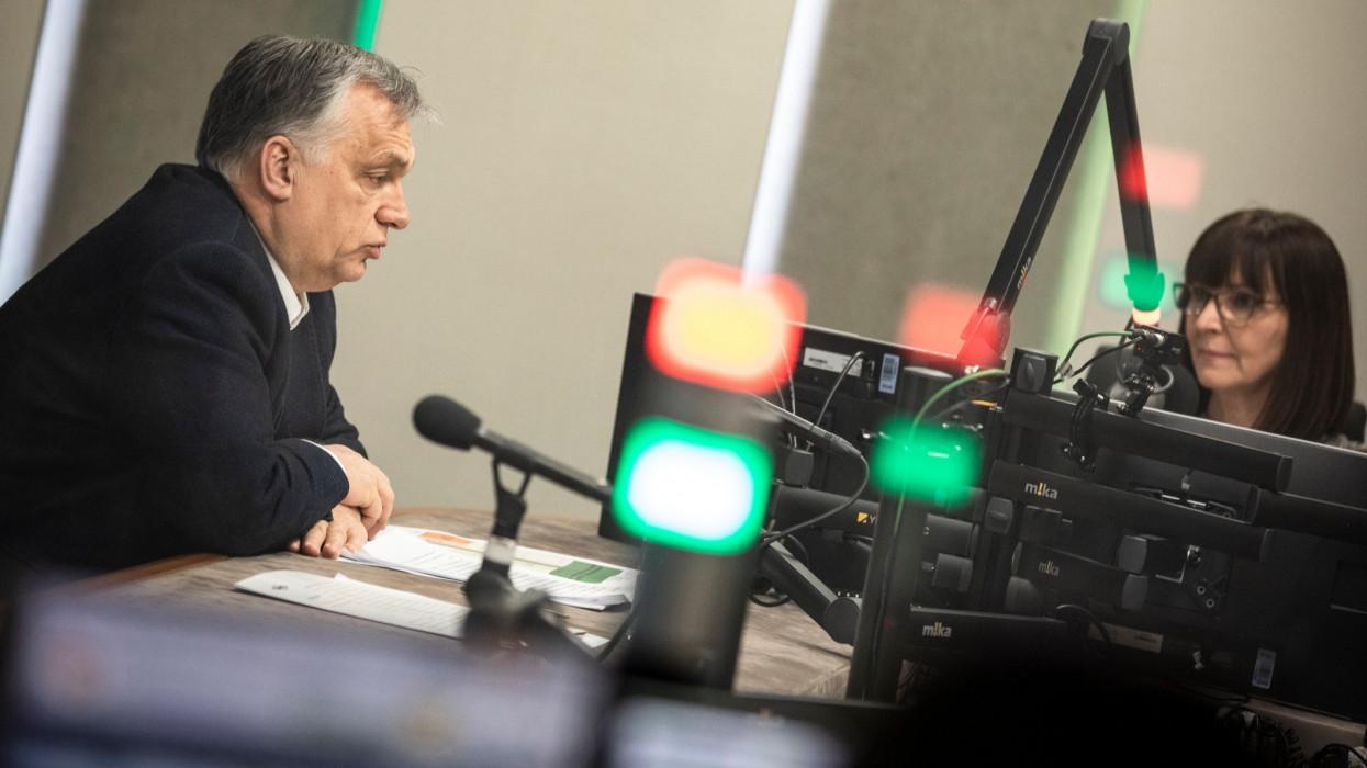 Orbán Viktor: aggasztóak a hírek, vizsgáljuk a Janssen-vakcinát