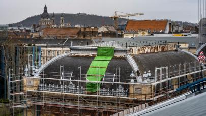 Ekkortól vehetik birtokba az utasok a felújított Nyugati pályaudvart: pereg a munka