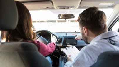 Hétfőtől a közlekedési vizsgák is újraindulnak