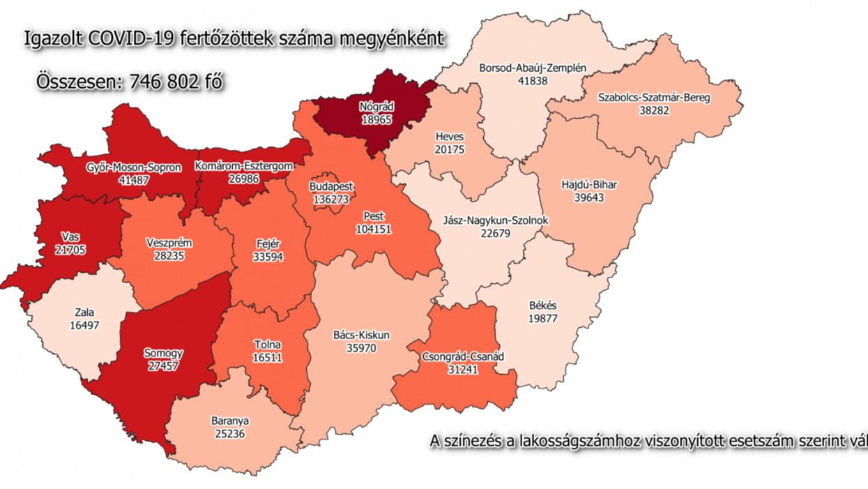 Meghalt 217 beteg:  3 213 837 magyart oltottak már be