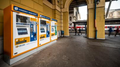 Fontos változás a MÁV-automatáknál: erről minden utasnak tudnia kell