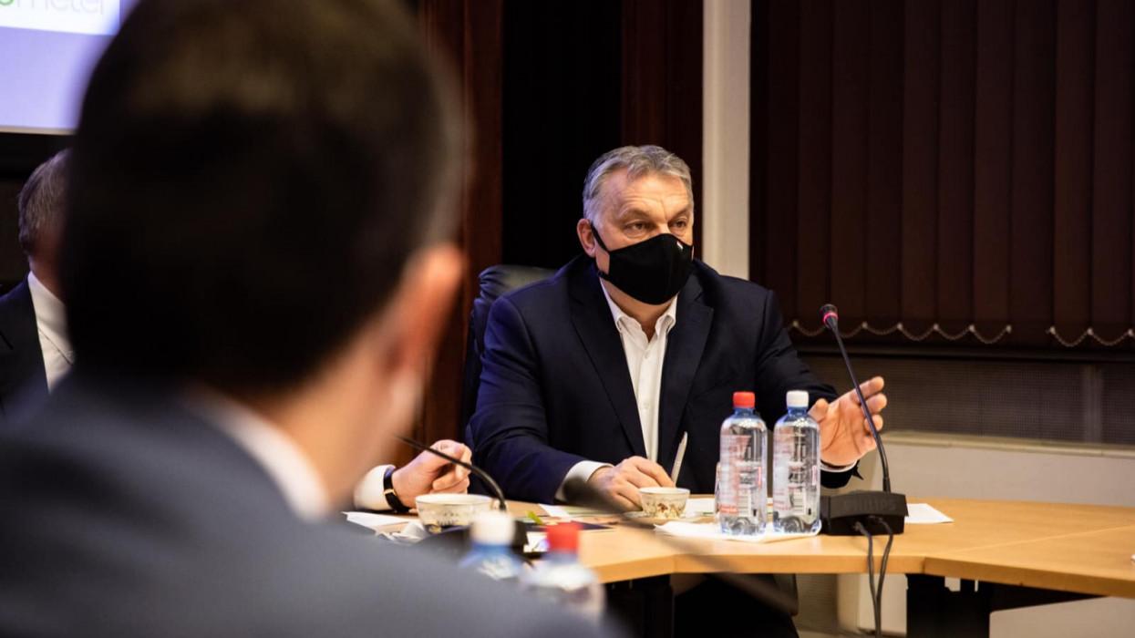 Erre a bejelentésre készül Orbán Viktor 4 millió beoltottnál?