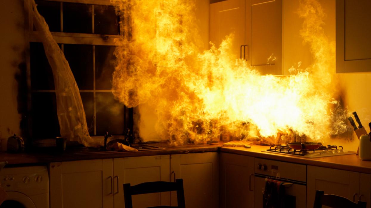 Tűzeset, káreset, biztosító, panasz.