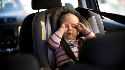 Életveszélyes gyerekülés bukott meg a teszten: ha te is vettél, inkább ne használd