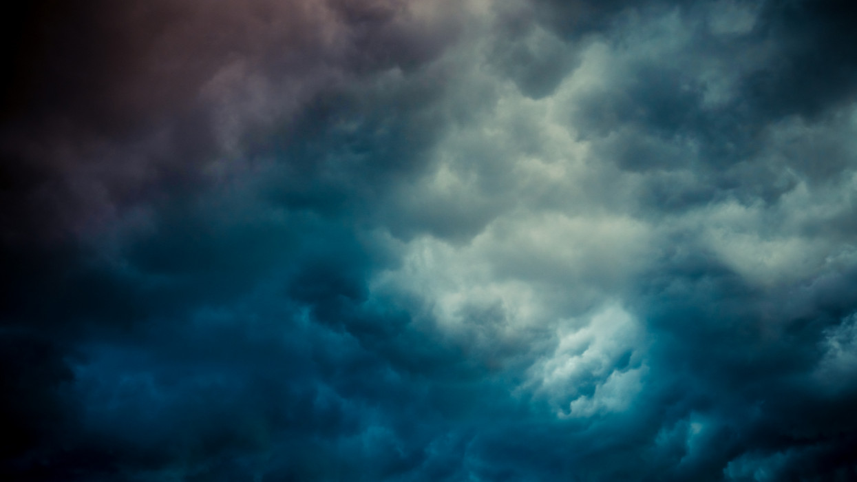Vihar, szélvihar, OMSZ, veszélyjelzés