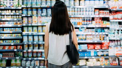 Nem volt ilyen élelmiszerár-drágulás 2014 óta: mi jöhet még júniusban?