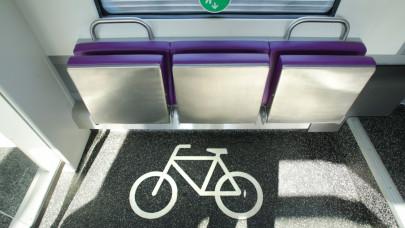 MÁV: hétvégén reggel és délután inkább ne vonatozzanak a kerékpárosok