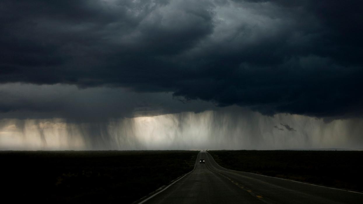 eső, veszélyjelzés, időjárás