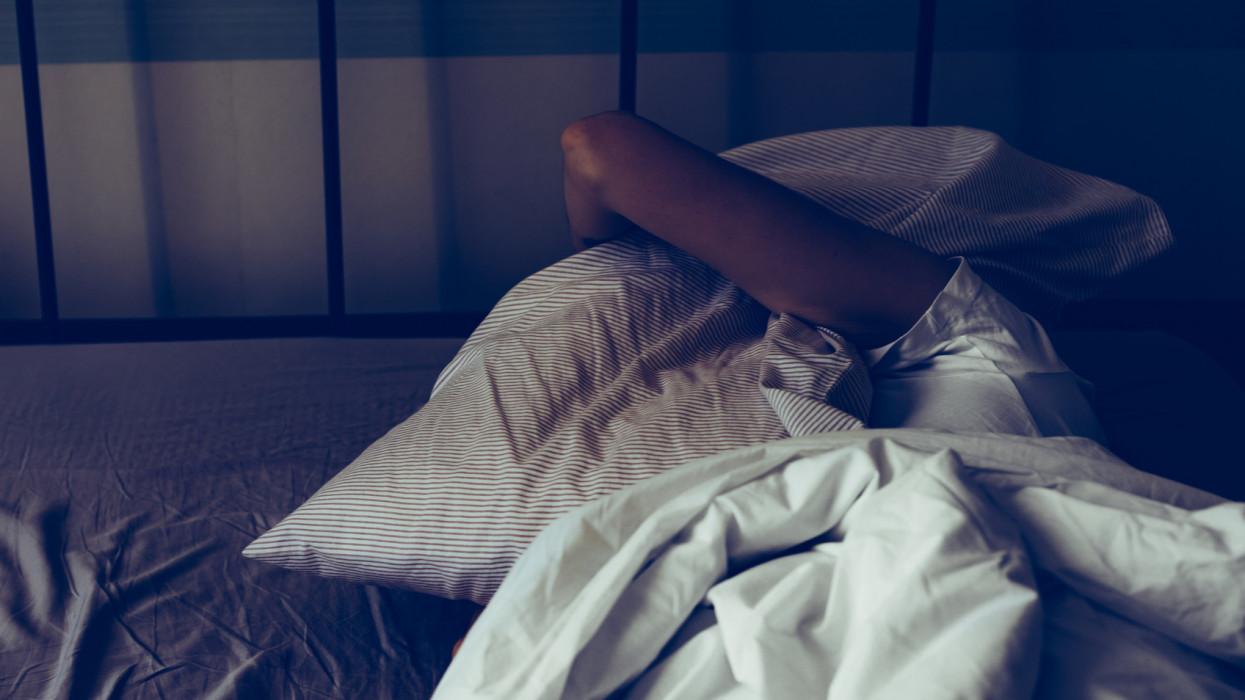 Sound impacts sleep cycle. Loud music.