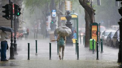 Változékony időjárás jön a 20. héten: csúnya esőzés mossa el a tavaszi napsütést
