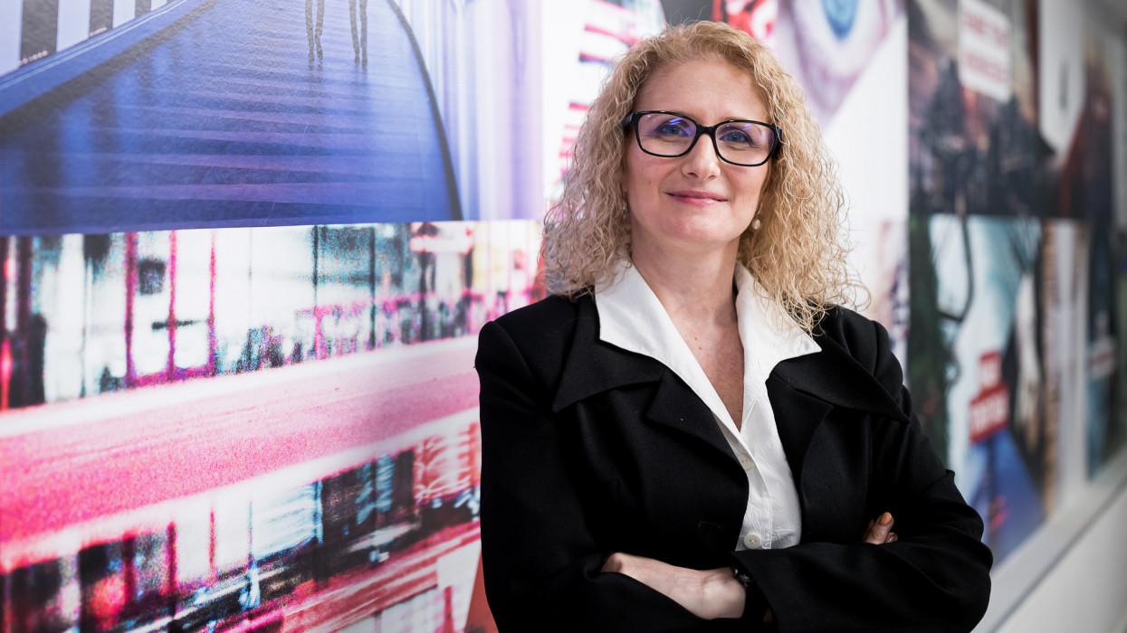 Kovács Viktória, HR igazgató, EOS Magyarország