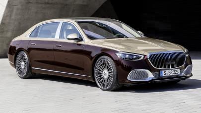 Itt az árlista: ennyibe kerül Magyarországon a legújabb csúcs-Mercedes