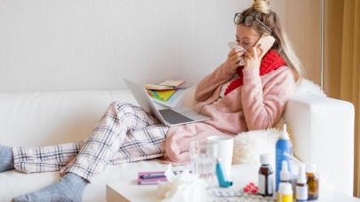 Tízezrek fordultak ilyen tünetekkel orvoshoz Magyarországon: itt az influenzajárvány?