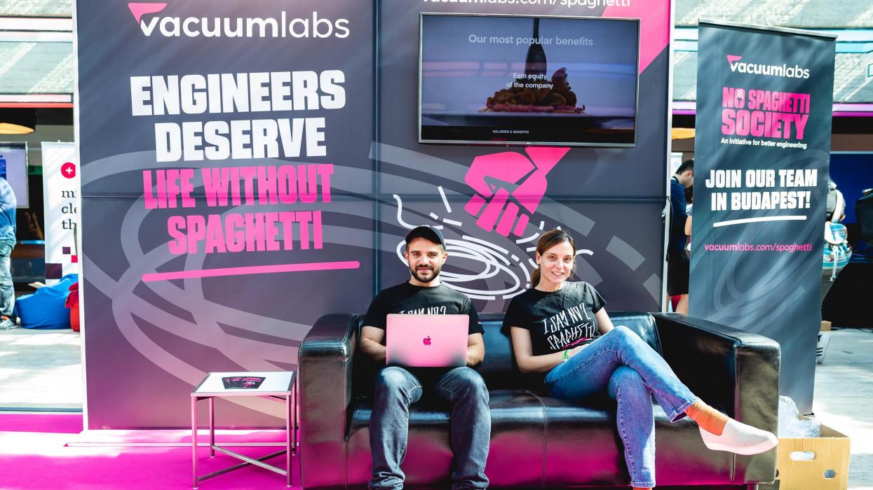 Senior fejlesztői csapatát bővíti a fintech megoldásokat szállító Vacuumlabs (x)