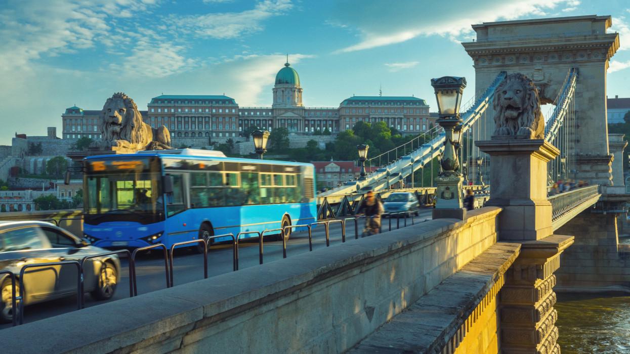 Capital city of Hungary