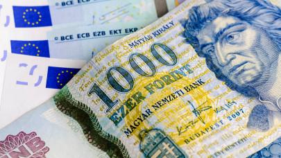 Egekben az infláció, de mennyi lesz az euró nyáron?