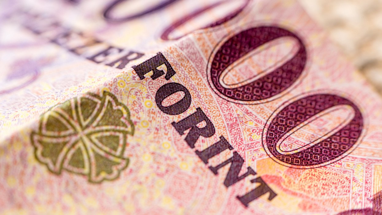 Currency, Coin, European Currency, Financial Item, Hungarian