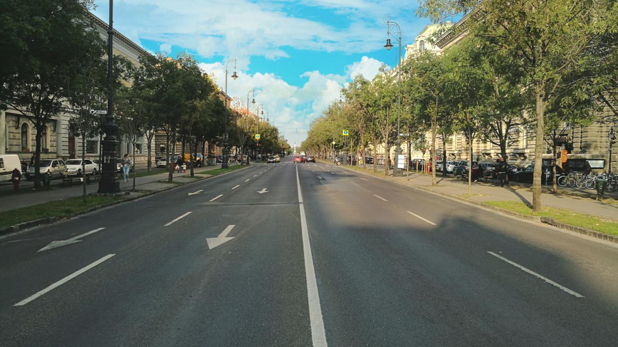 Andrássy Avenue is the Hungarian Champs-Élysées