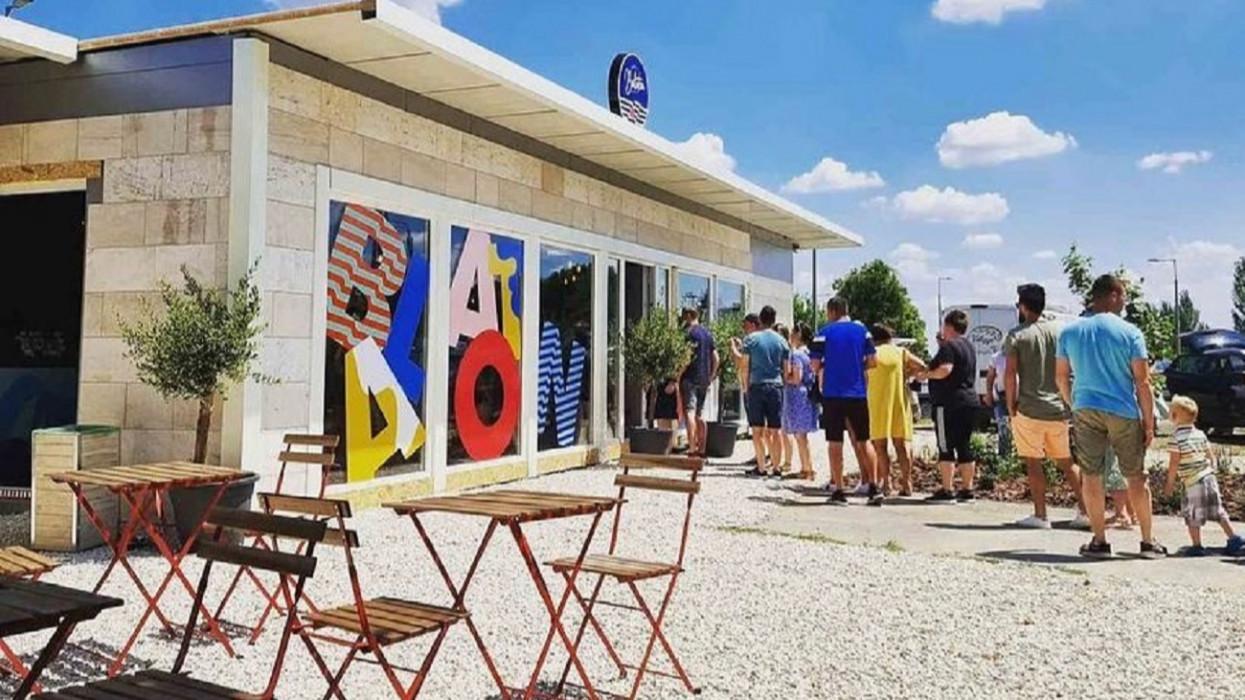 19-re húztak lapot Ördög Nóráék: hitelből nyitották újra a kisboltot