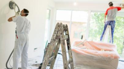 Ez vár azokra, akik még idén kifestetnék a lakásuk, házuk: brutális drágulás, akár fél éves várakozás