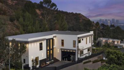 Less be Vajna Tímea új, 2,5 milliárdos villájába: minden négyzetméterből sugárzik a luxus