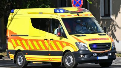 Jó hír a mentősöktől: jelentősen fiatalodott a géppark