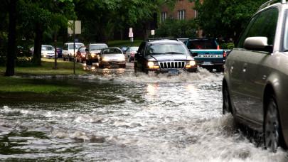 Kiderült: ezért hömpölyög a víz a fővárosban minden komoly eső után