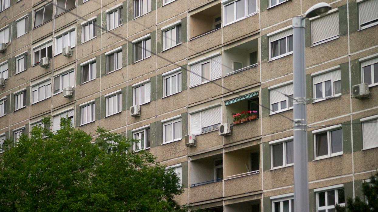 egyetlen lakás bécsben