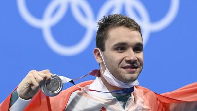 Őrületes mennyiségű pénzt úszott össze Milák Kristóf: ennyit hoz haza a tokiói olimpiáról