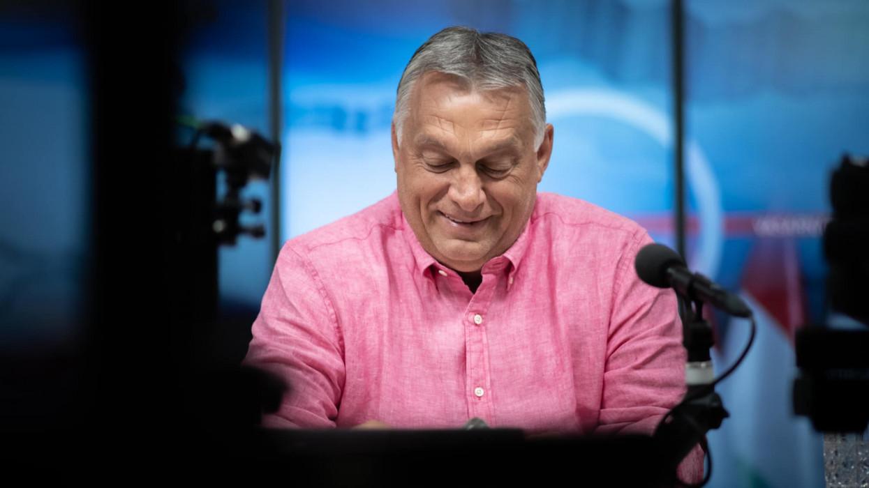 Orbán Viktor: a maszkviselés, elszigetelés nem fog segíteni, mindenki oltassa be magát