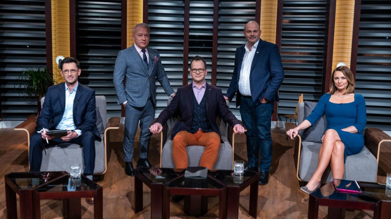 Az RTL Klub Cápák között című üzleti show-műsorának Cápái (2021)