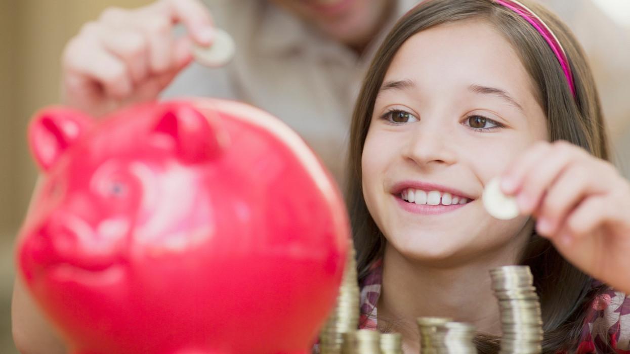 Erről nem tanulnak az iskolában: 8 dolog, amit minden gyereknek tudnia kell a pénzről