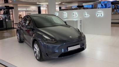 Megérkezett Magyarországra az új Tesla: itt lehet megcsodálni a Model Y-t