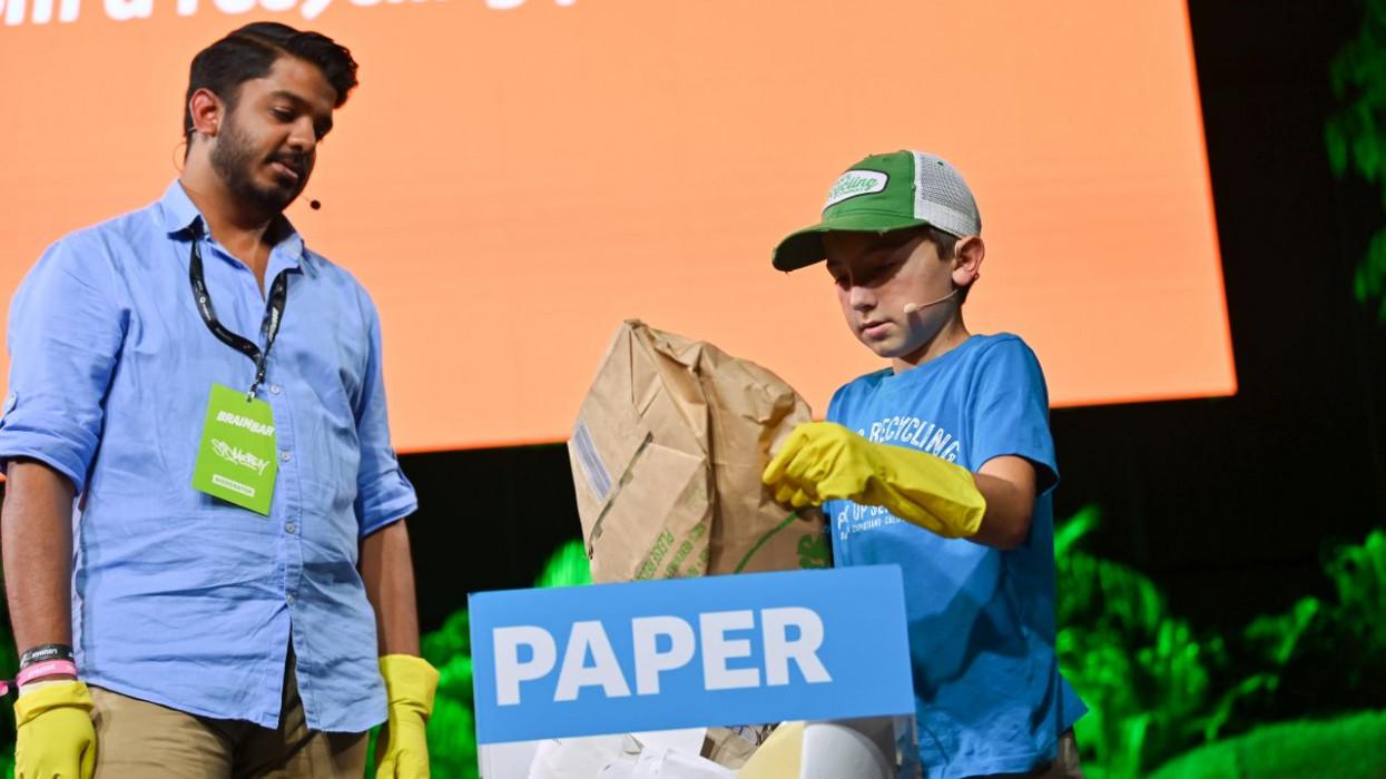 Budapestről üzent hadat a műanyagoknak az új Greta Thunberg: 12 éves, de már rengetegen követik