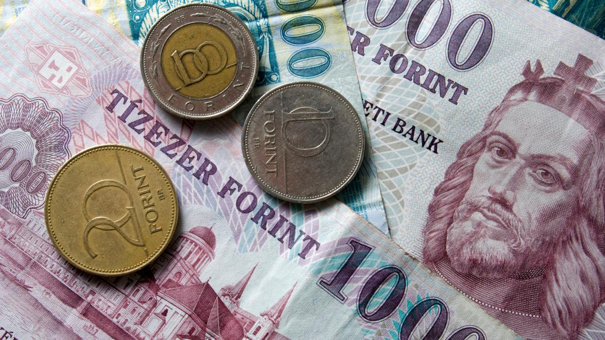 Hungary money