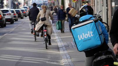 Terjeszkedik a Wolt Magyarországon: mostantól az itt élők is tudnak online rendelni