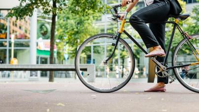 Ez a magyar biciklisek legnagyobb félelme: nehéz elkerülni, bárkivel megeshet
