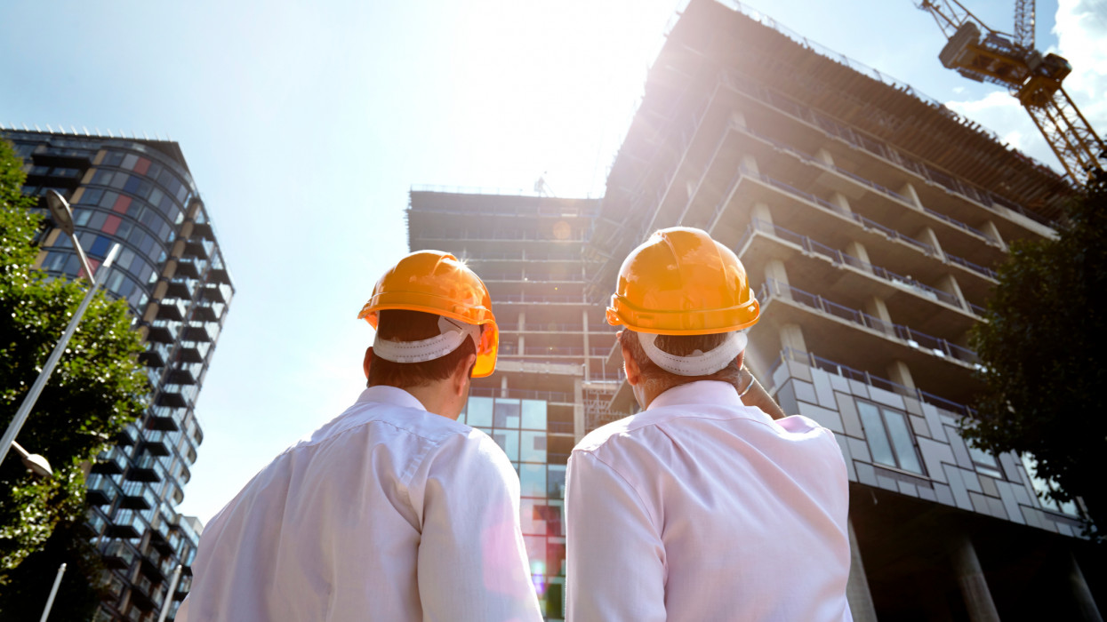 Ismét bepörög az építőipar: ez állhat a háttérben