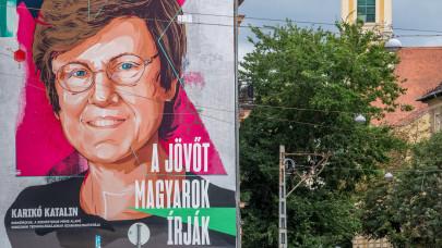 Újabb elismerés Kaikó Katalinnak: neves díjat kapott a magyar tudós
