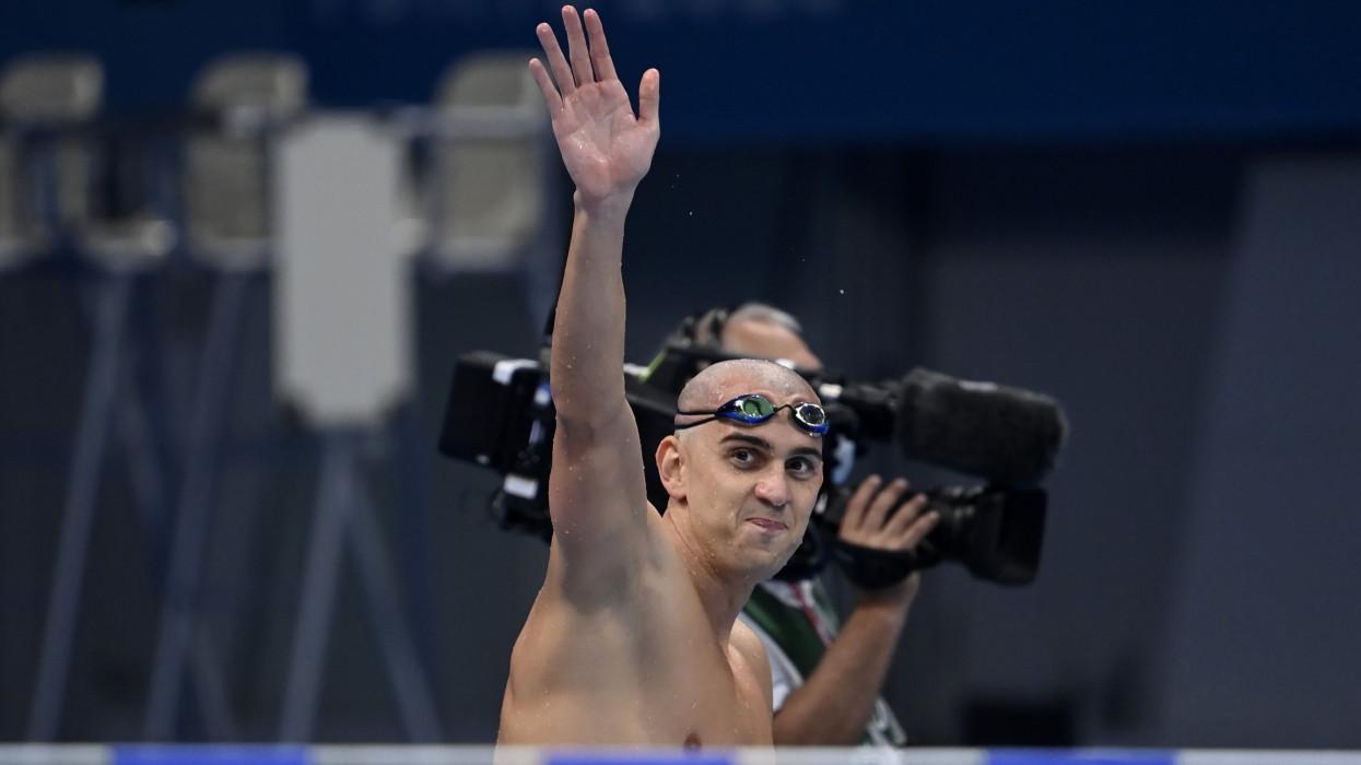Válaszút előtt Cseh Laci: komoly pénzt kereshet eredeti szakmájában az úszólegenda