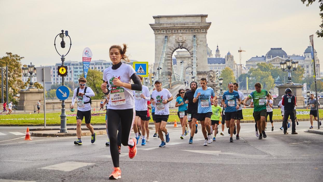 A hétvége fő eseménye a SPAR Budapest Maraton® Fesztivál
