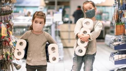 Toalettpapír, papírzsebkendő: elkerülhetetlen a drágulás, erre fel kell készülni